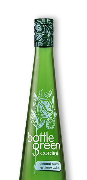Coconut Water & Lime Twist Cordial